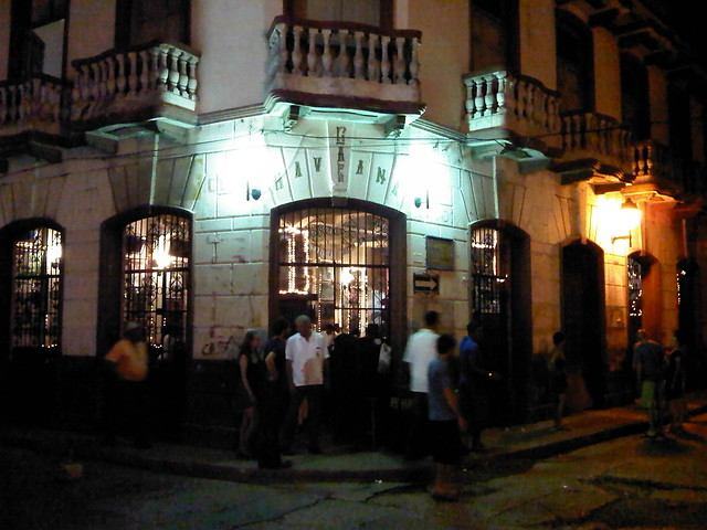 Cafe Havana in barrio Getsemani