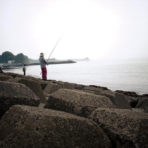 One Fisherman, Two Fishermen