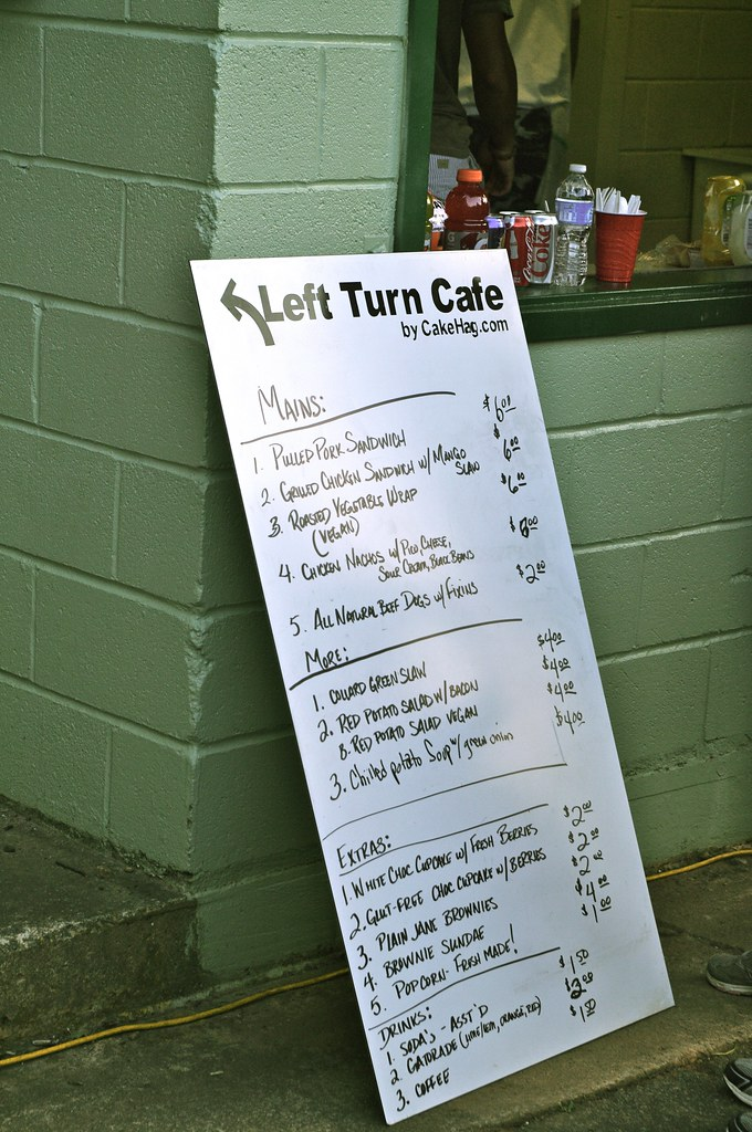 Left Turn Cafe