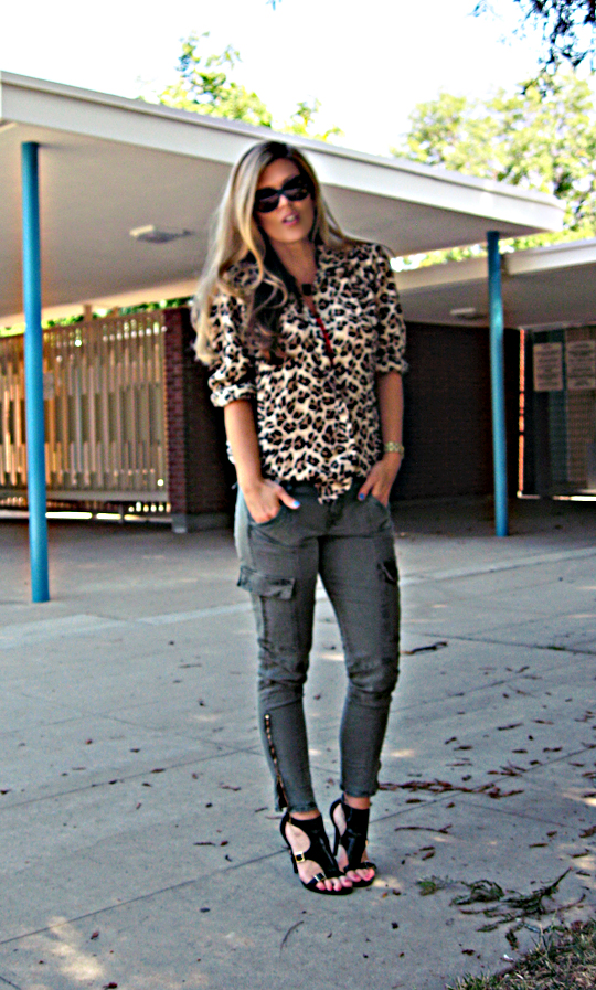 J brand cargo pants+skinny cargo pants+Tom Ford cat eye sunglasses -sharp