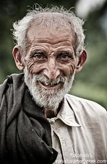 A Happy Old Baba ji !