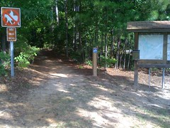 Bike Trailhead
