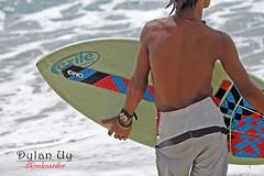 Skimboarder (Dylan Uy) Tags: sea canon eos philippines mati mindanao 500d skimboarder greatphotographers davaooriental dahican dylanuy amihansadahican
