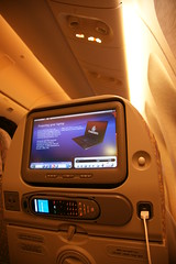 NRT to DXB - EK319 成田からドバイ エミレーツ航空