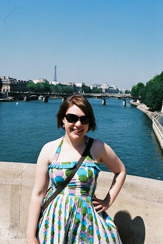 Me on the Pont Neuf