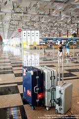 P2190251 (Cougar-Studio) Tags: airport singapore olympus changi ep1 17mm rimowa 新加坡 樟宜機場 20100219