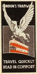Travel quickly (kingsway john) Tags: subway tram embankment kingsway lcc londontransport