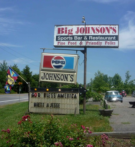 Big Johnson's