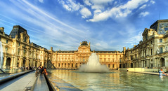 The Louvre..... (kw~ny) Tags:
