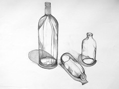 trabajo alumno - representación modelo (pablovenegas) Tags: face uv cara goma escuela draw dibujo gráfica valparaíso diseño croquis boceto lápiz grafito representación bidimensional