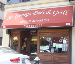 St George Parish Grill