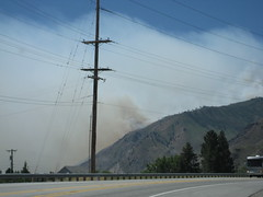 Swakane Fire - July 2010