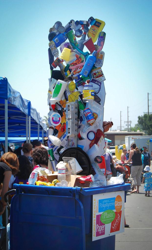 Todo lo que se puede reciclar!