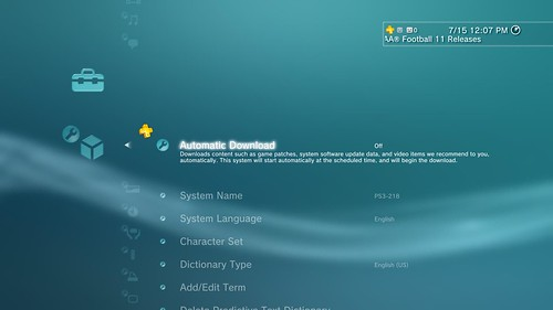Auto Download for PlayStation Plus