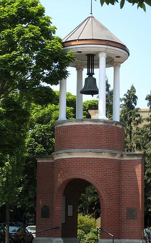 Ballard Centential Bell Tower