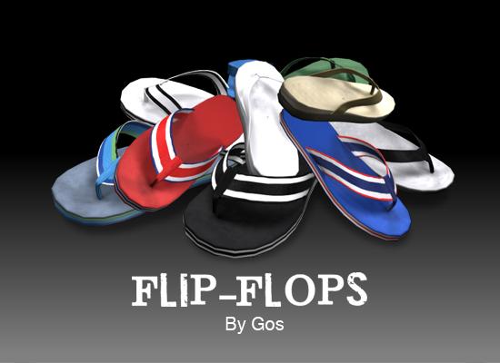 Flip-Flops by Gos