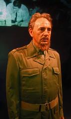 Fidel Castro Waxwork