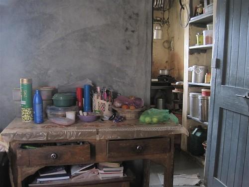 yogesh's living room/kitchen