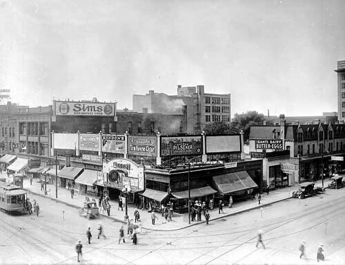 Block E, Minneapolis, 1915