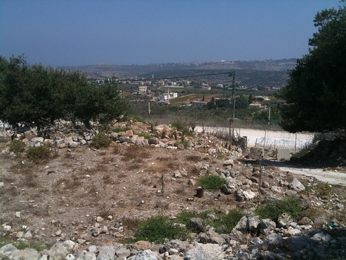 Lebanese Border