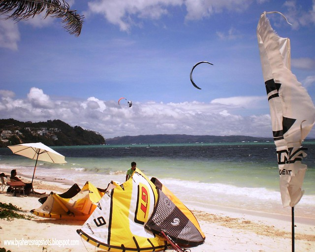 Boracay, Asia's kiteboard haven