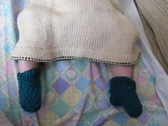 Socks by Kate :)