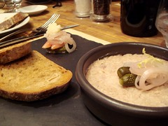 28-50 Wine Workshop and Kitchen - Duck Rillettes, Toast