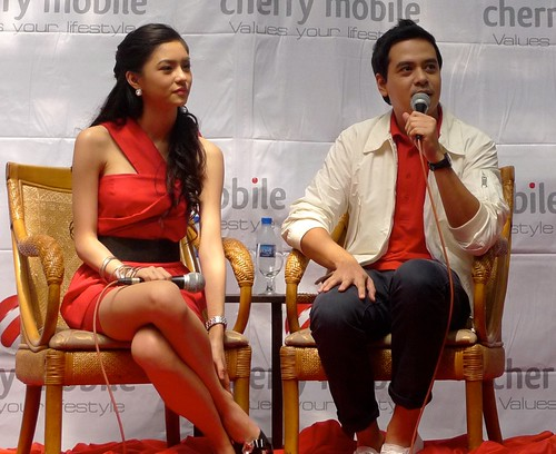Cherry Mobile - Kim Chiu & John Lloyd Cruz