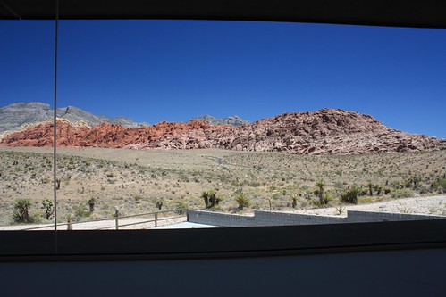 Red Rock Canyon Visitor's Center