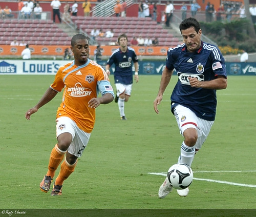 Corey Ashe Houston Dynamo