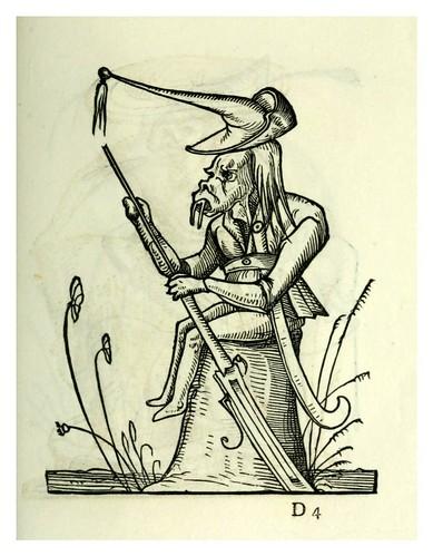 015 -Les Songes drolatiques de Pantagruel..edición 1869- Edwin Tross