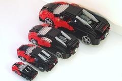 Babushka Veyron 16.4