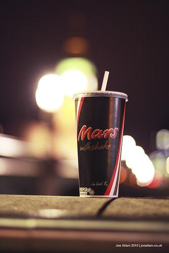 McDonalds Mars Cup