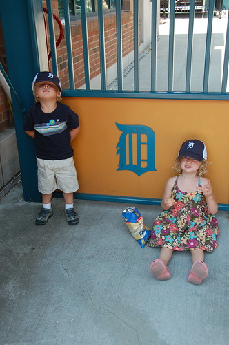 goin' to the tigers game