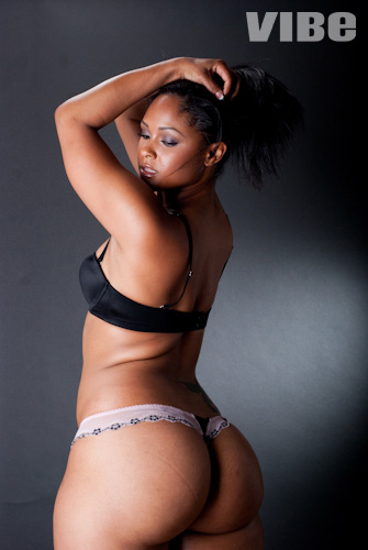 MALIAH MICHEL - VIBE MAGAZINE PICTURES