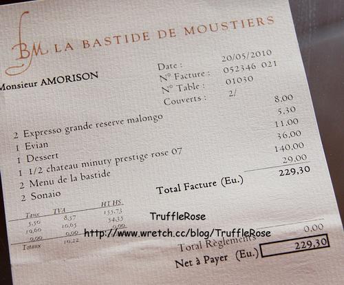 La Bastide De Moustiers-Moustiers Sainte Marie-100520