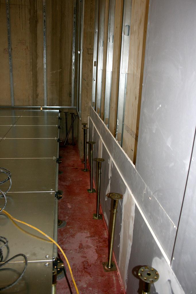Access Floor Edge