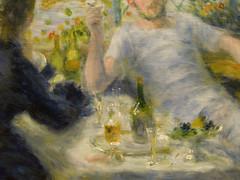 Renoir (Martin Beek) Tags: france detail macro art closeup museum painting fineart surface study technique impressionist tutorial masterpiece renoir artinstitutechicago paintingdetail historyofart frenchimpressionism artupclose artexamined