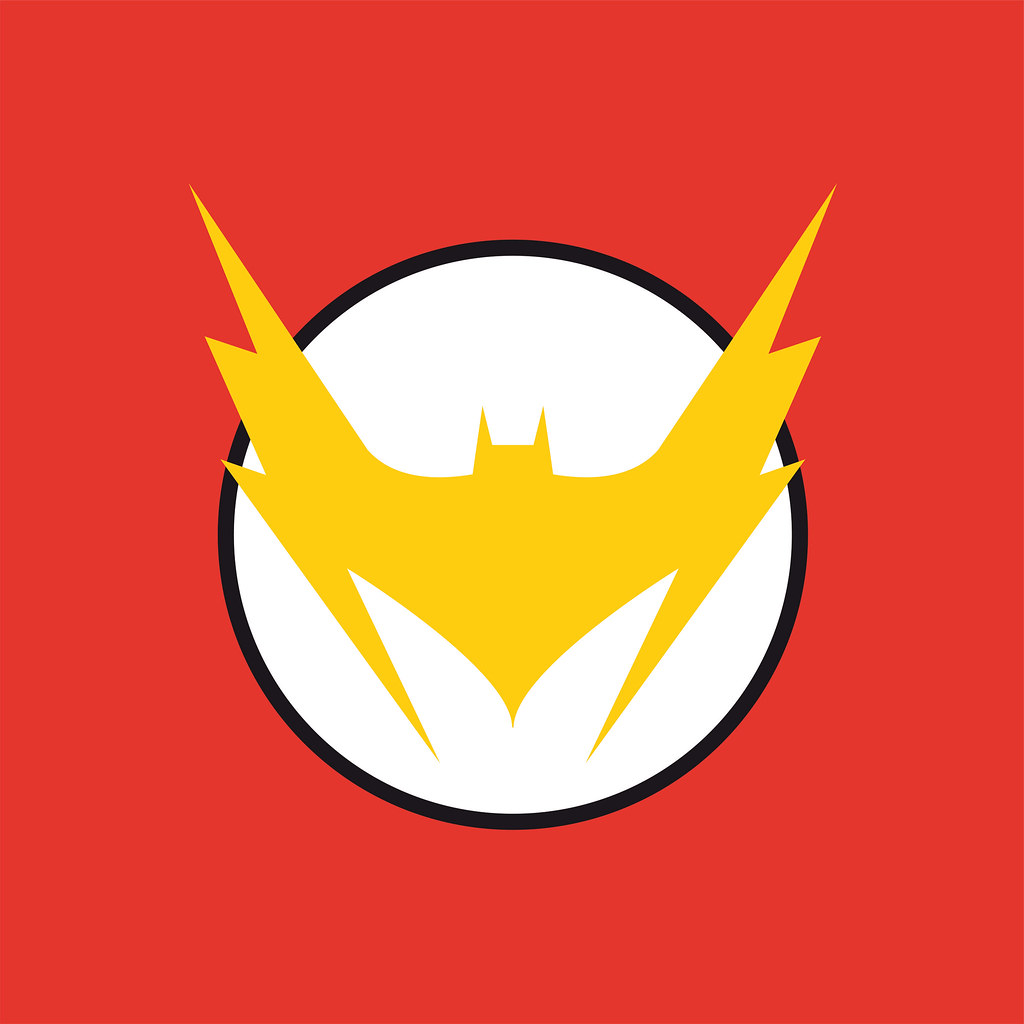 the gallery for gt the flash superhero logo