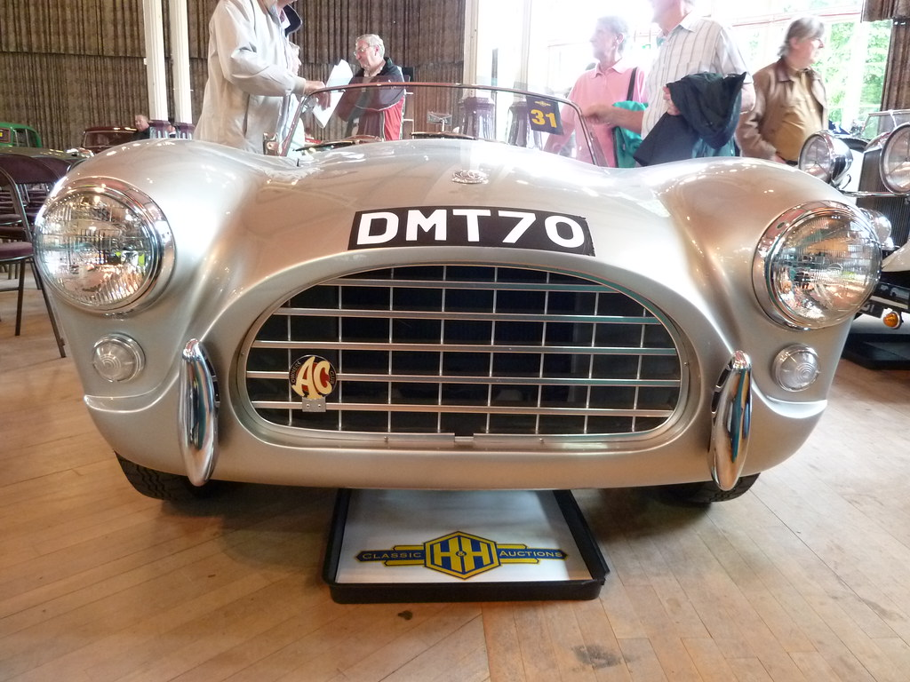 DMT 70 - 1960 AC Aceca Bristol 'Ace Bodied'