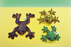 3 FROGS (ki_mi_do_ri) Tags: yellow three sigma frog thai frogs   dp1