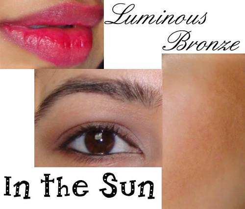 Summer Makeup Tutorial : Look #2   Luminous Bronze In The Sun 4819233986 f0a5419544