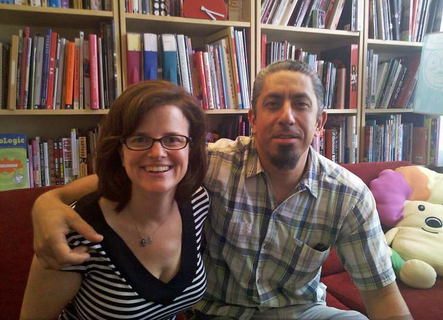Dina Allen & Caesar Martinez