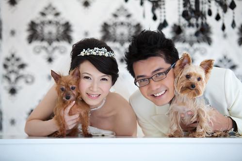 vocka & peggy 婚紗照