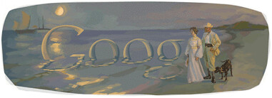 P.S. Krøyer Google