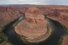 Horseshoe bend (Paolo_a_zonzo) Tags: travel arizona usa america page viaggi horseshoebend paoloazonzo