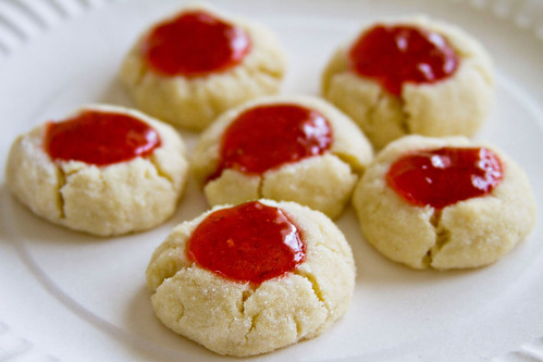 Thumbprint Cookies - 6