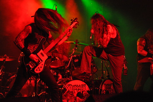 Skeletonwitch at Capital Music Hall