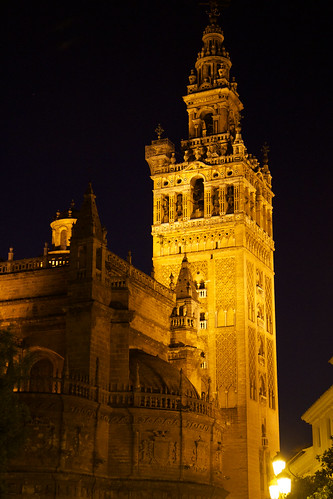 Catedral of Sevilla and the Giralda Tower