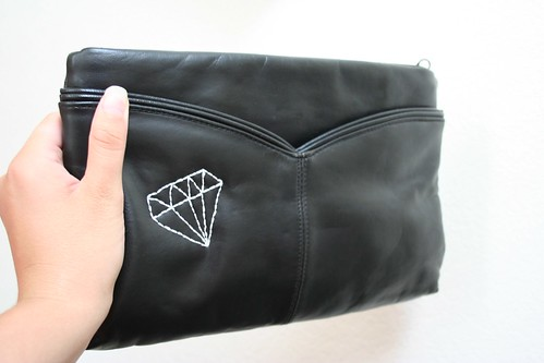 Fancied Up Vintage Clutch